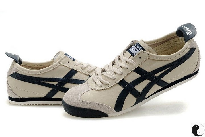 sports shoes 80a3d 83c47 Men's & Women's Onitsuka Tiger Mexico 66 Sport Shoes (Beige ...