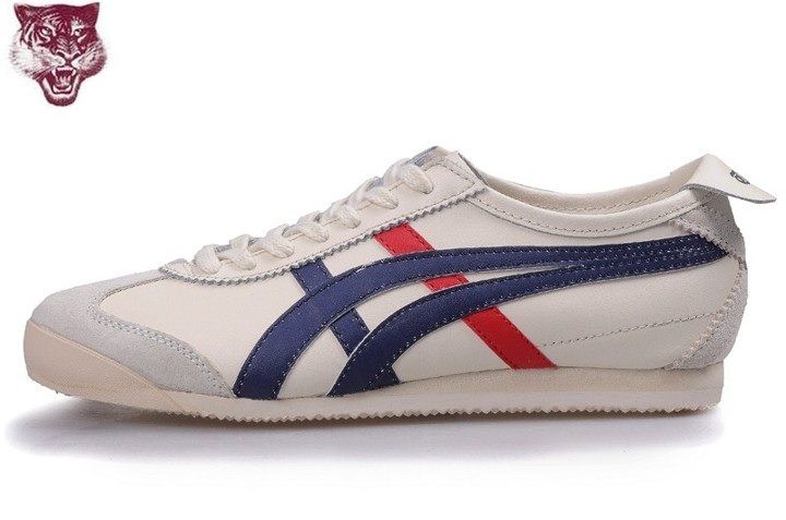 detailed look a4a6c b79aa asics onitsuka tiger mexico 66 blue gold