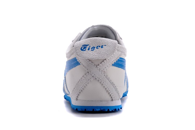 (White/ Blue) Onitsuka Tiger Mexico 66 Shoes