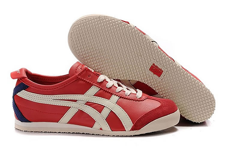 onitsuka tiger shoes red