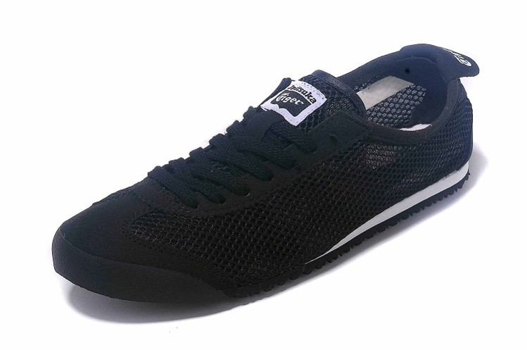Onitsuka Tiger Mexico 66 D508N Black White shoes
