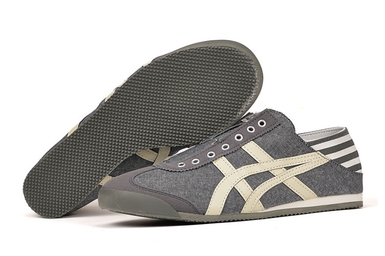 (Camo/ Beige) Onitsuka Tiger Mexico 66 Paraty Shoes