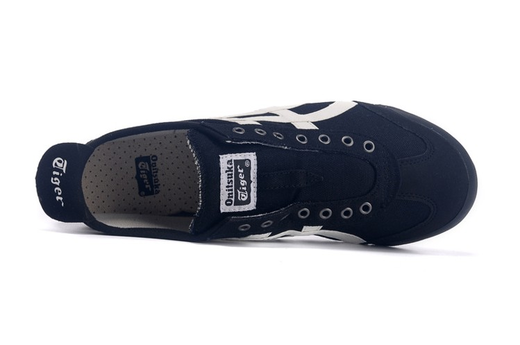 (Black/ White) Onitsuka Tiger Mexico 66 Paraty Shoes