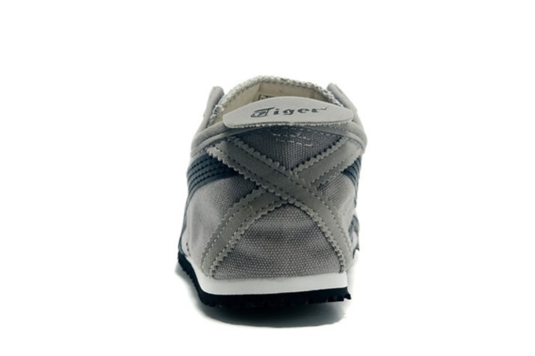 (Grey/ Black) Onitsuka Tiger Mexico 66 Paraty Shoes