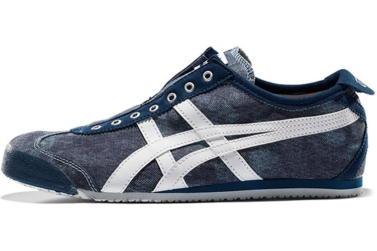 (Army Blue/ White) Onitsuka Tiger Paraty New Shoes