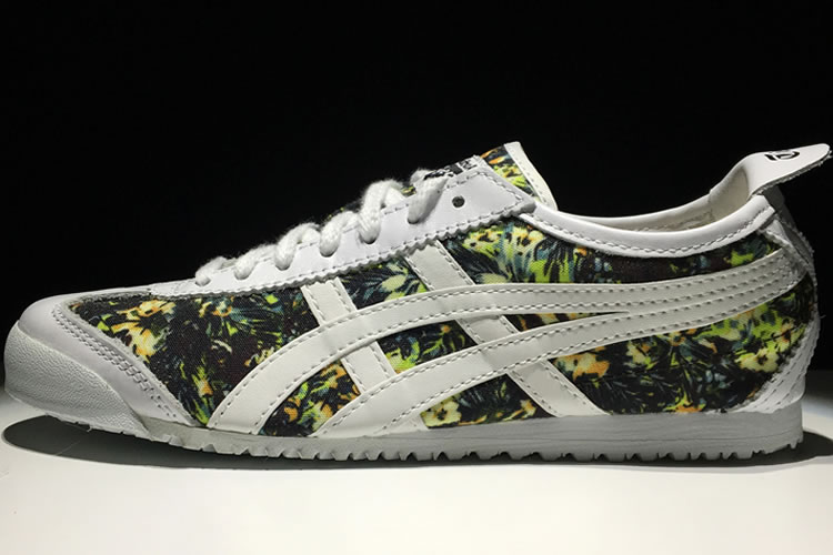 (White/ Camouflage) Mexico 66 KONBU Shoes