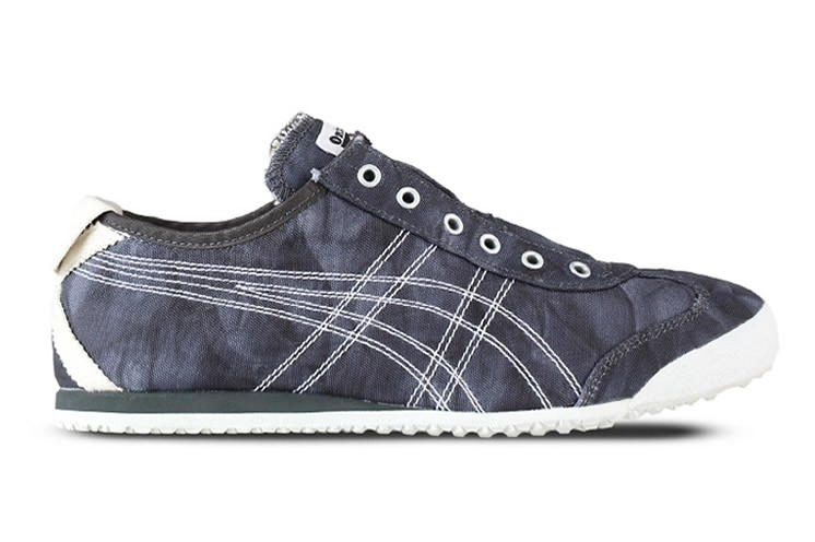 Onitsuka Tiger Mexico 66 Slip On DK Grey Shoes