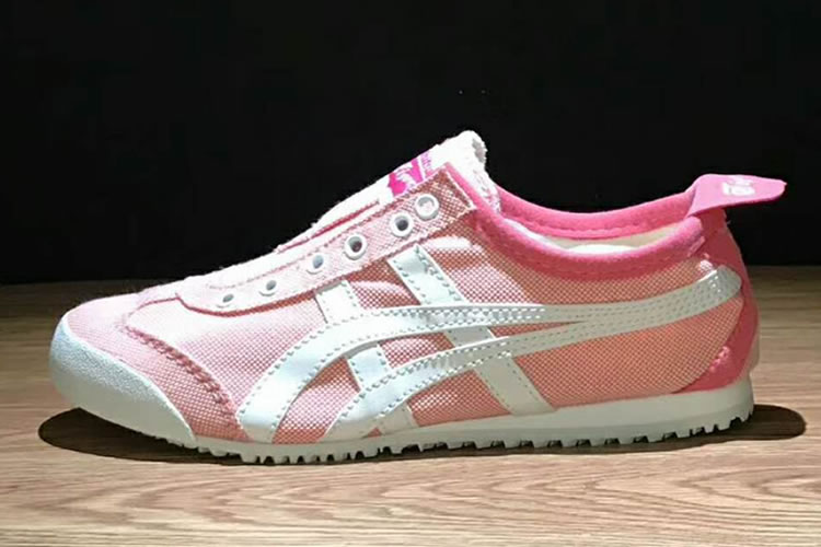 (Pink/ White) Onitsuka Tiger Mexico 66 Paraty Shoes