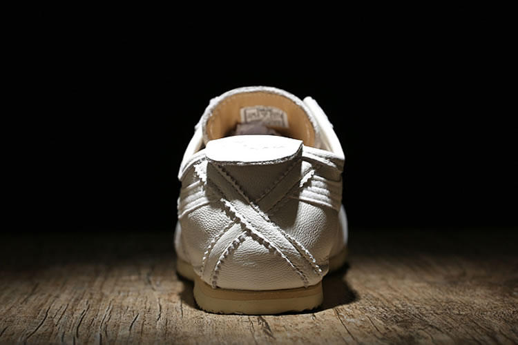 (All White) New Onitsuka Tiger Deluxe Nippon Made Shoes