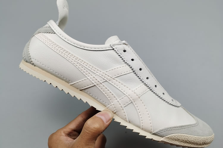Onitsuka Tiger Mexico 66 Deluxe (White/ White) Shoes