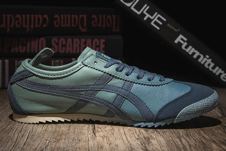 Onitsuka Tiger Mexico 66 NIPPON MADE Blue Shoes