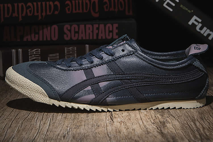 (Army Grey) Onitsuka Tiger Mexico 66 Deluxe Shoes