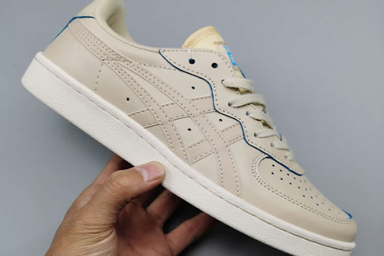 Beige/ Beige) ASICS GSM Shoes [1183A180