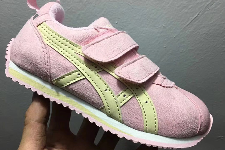 (Pink/ gold) California 78 TS Kid's Shoes