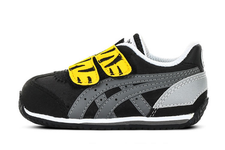 (Black/ Carbon) Onitsuka Tiger California 78 TS Little Kid's Shoes