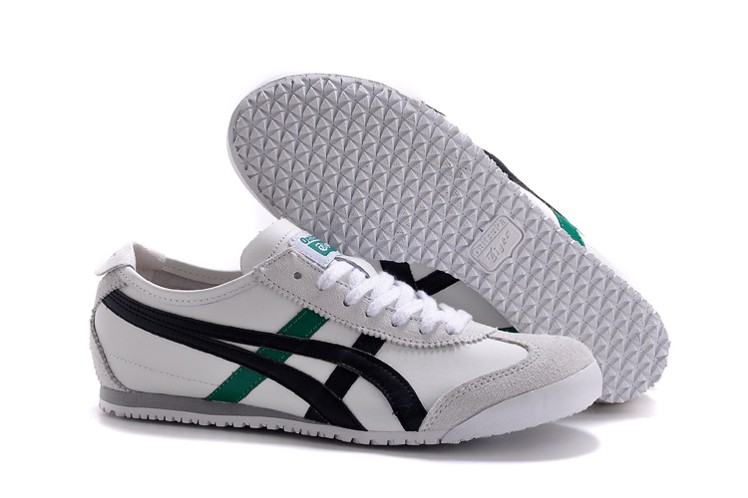 best service 2d865 f5272 asics onitsuka tiger mexico 66 black white
