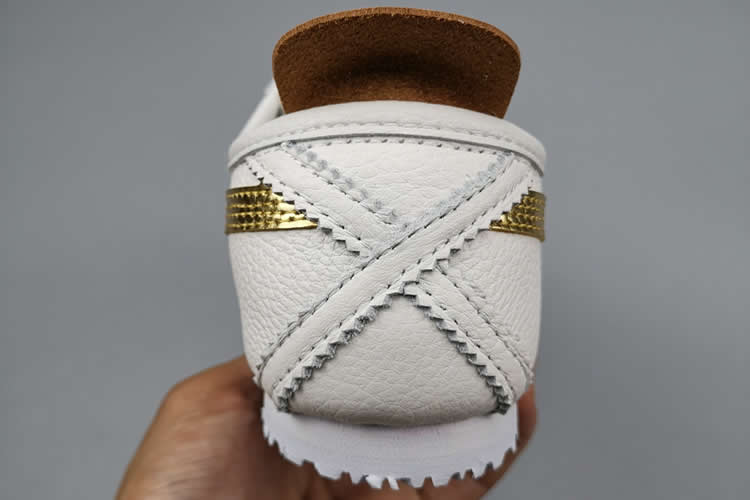 (White/ Gold) Mexico 66 New Shoes - Click Image to Close
