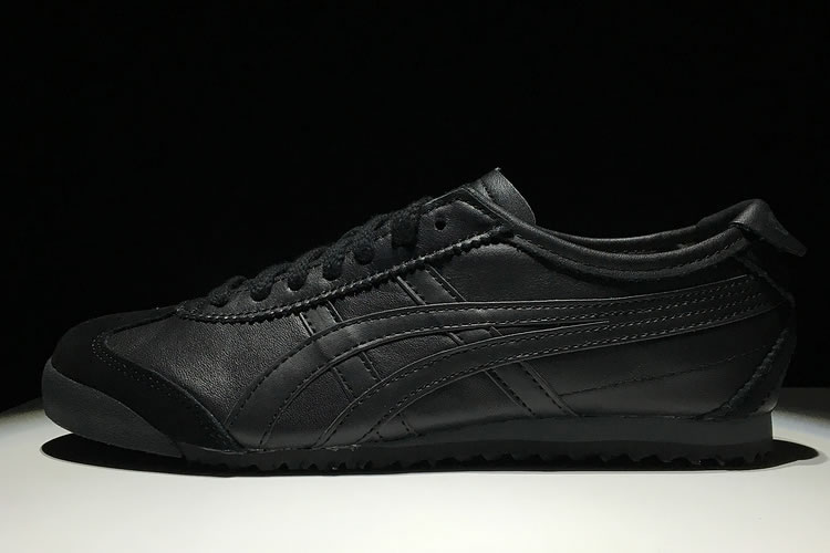 size 40 6fa1c 90fed Onitsuka Tiger Mexico 66 (All Black) Shoes [THL202-9000 ...