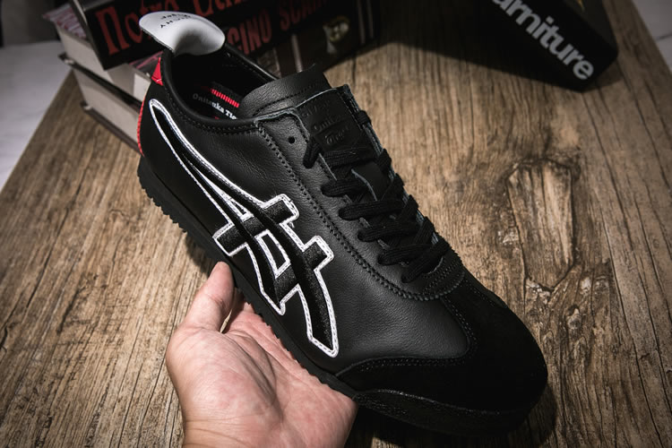Onitsuka Tiger Mexico 66 GDX (Givenchy Black/ Red) Shoes