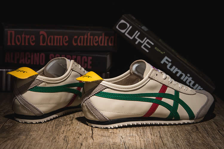 (Beige/ Green/ Red/ Yellow/ Black) Mexico 66 Shoes