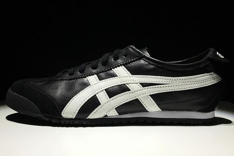 sale retailer 59500 59ae3 Onitsuka Tiger (White/ Blue/ Gold) Mexico 66 Shoes [HL5B0 ...