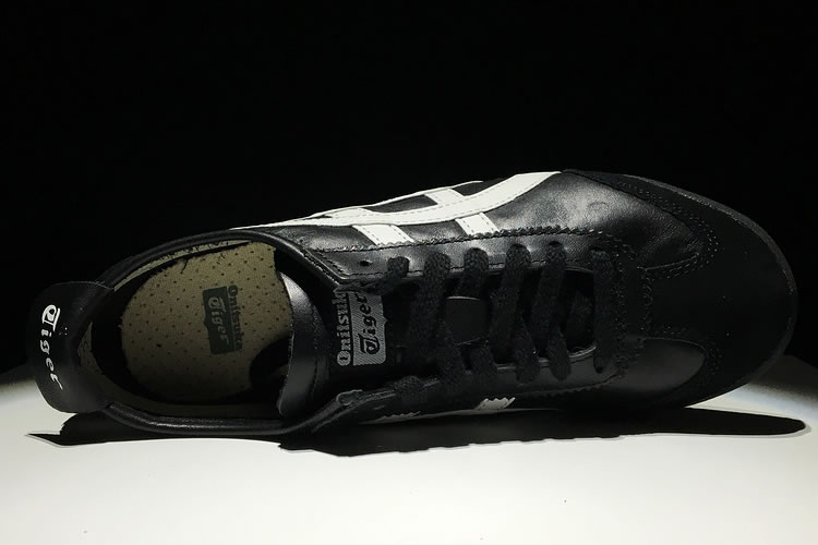 Onitsuka Tiger (Black/ White) Mexico 66 Shoes
