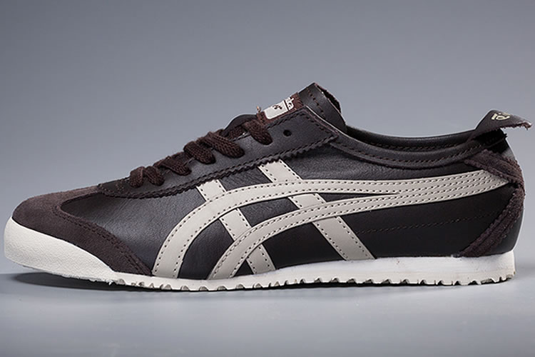Onitsuka Tiger Mexico 66 (Cocoa/ Khaki) Shoes