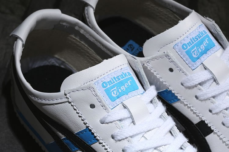 (White/ Black/ Blue) Onitsuka Tiger Mexico 66 Shoes