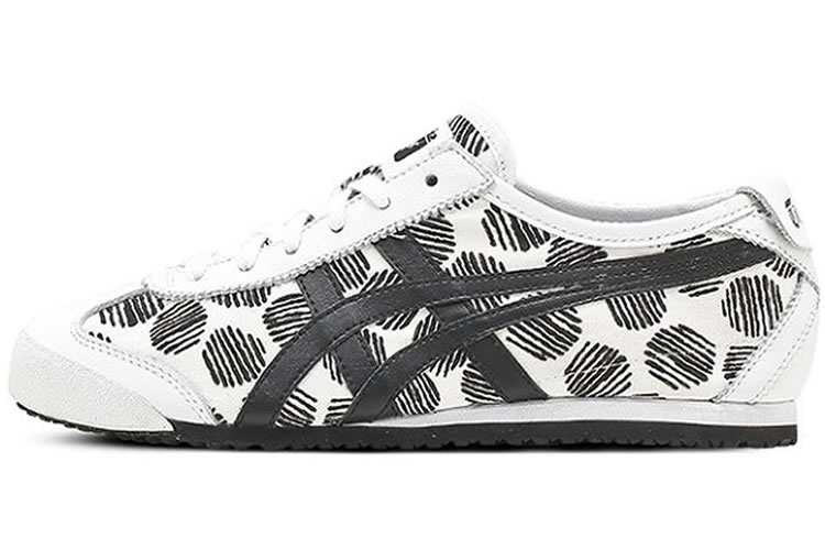 Onitsuka Tiger Mexico 66 (White/ Black) Shoes