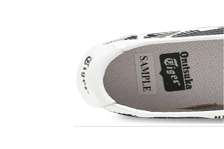 Onitsuka Tiger Mexico 66 (White/ Black) Shoes - Click Image to Close