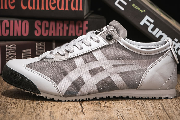Onitsuka Tiger Mexico 66 AP Grey Shoes