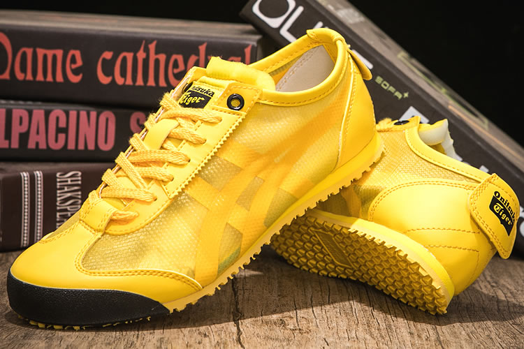 Onitsuka Tiger Mexico 66 AP Yellow Shoes