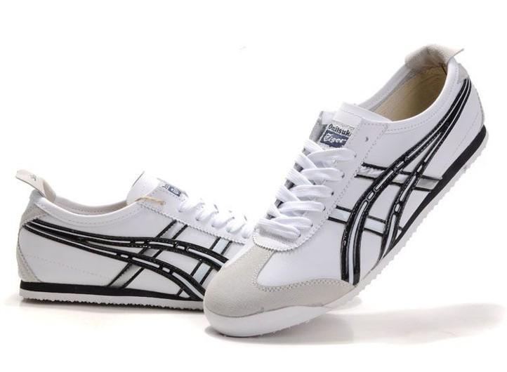 Onitsuka Tiger Mexico 66 Men Black/White Shoes