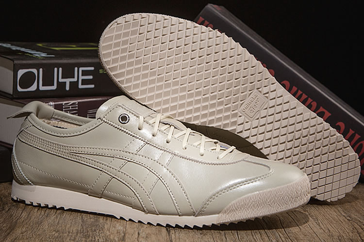 Onitsuka Tiger Mexico 66 SD (Cream/ Cream) Shoes