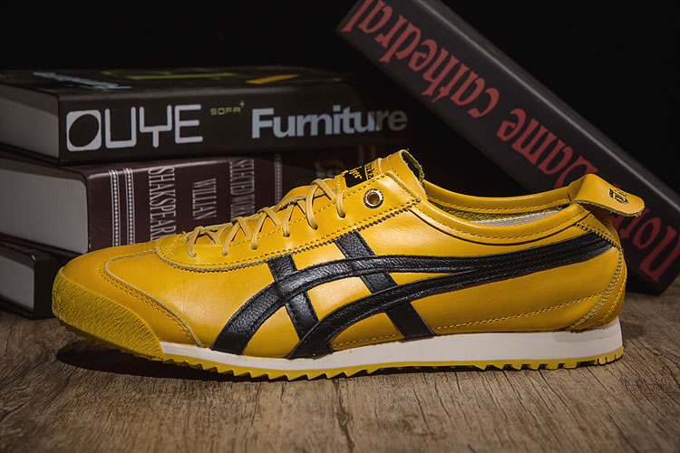 Onitsuka Tiger (Yellow/ Black) Mexico 66 SD New Shoes
