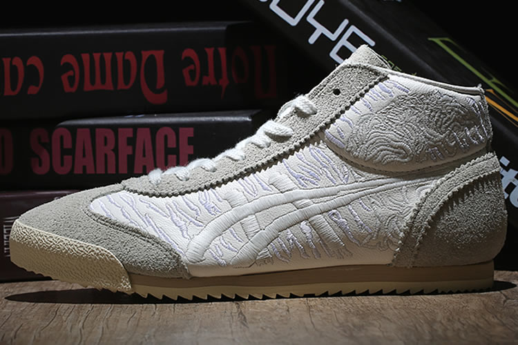 Onitsuka Tiger Mexico Mid Runner Deluxe Shoes
