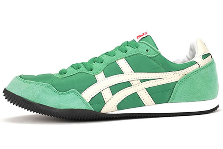 (Green/ Beige) Onitsuka Tiger Serrano Shoes