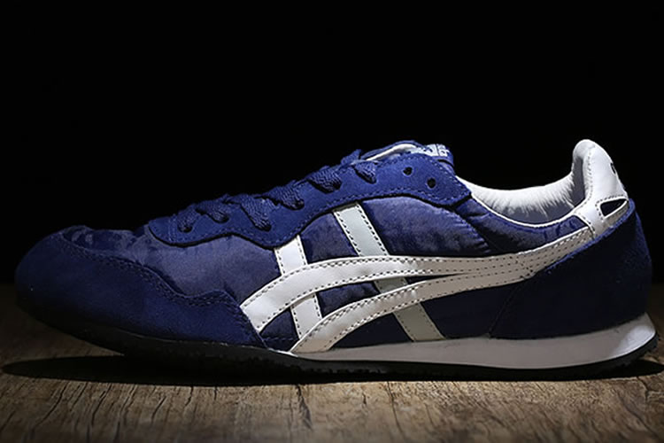 (Purple/ White) Onitsuka Tiger Serrano Shoes