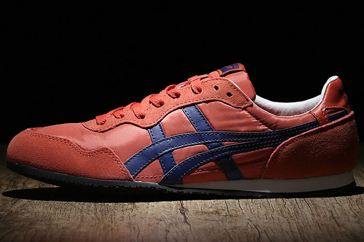 Onitsuka Tiger Serrano (Orange/ Purple) Shoes