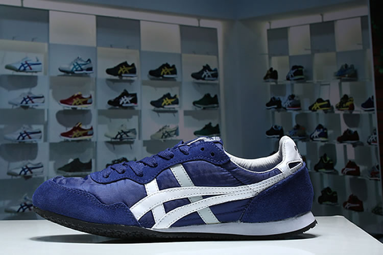 (Purple/ White) Onitsuka Tiger Ultimate 81 Shoes