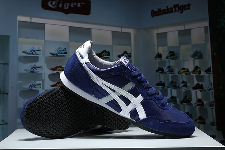 (Purple/ White) Onitsuka Tiger Ultimate 81 Shoes - Click Image to Close